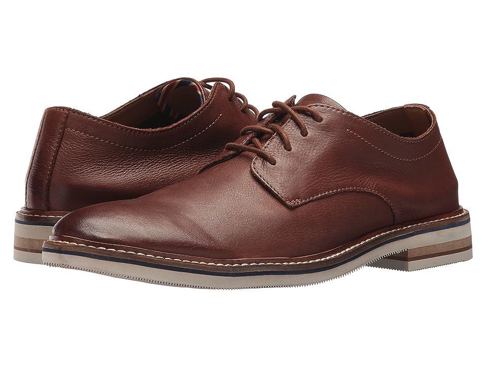 Bostonian Dezmin Plain (Brown Leather) Men