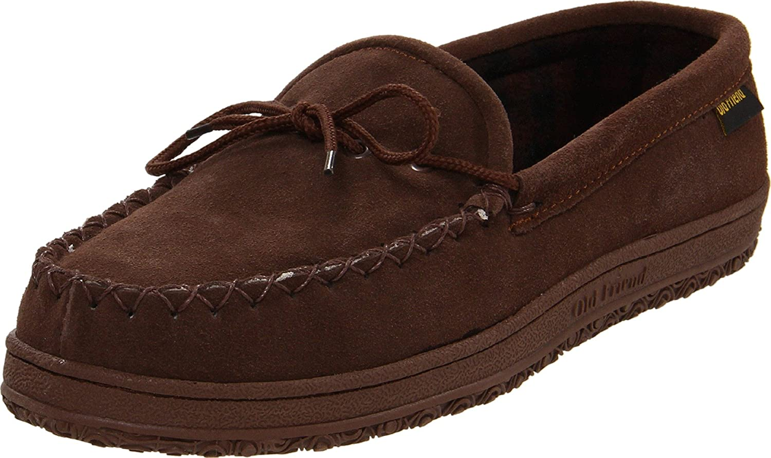 Old Friend Men's Wisconsin Slipper