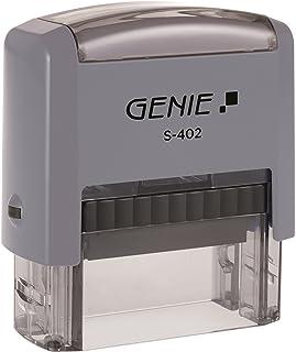 Genie S XP-402Tampon encreur Set (Accessoires inclus, encreur) 4 lignes