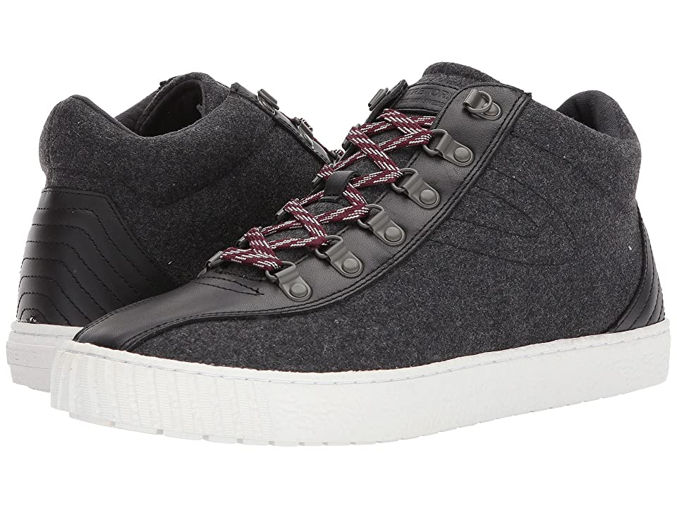 Tretorn Dante 4 (Dark Grey/Black) Men