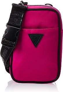 Guess Womens Cross-Body Handbag, Pink - NB759469