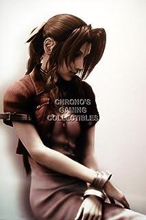 PrimePoster - Final Fantasy VII Advent Children Aerith Gainsborough Poster Glossy Finish Made in USA - YFVII019 (24