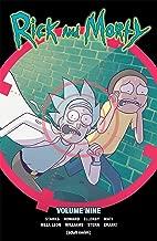 rick and morty manga