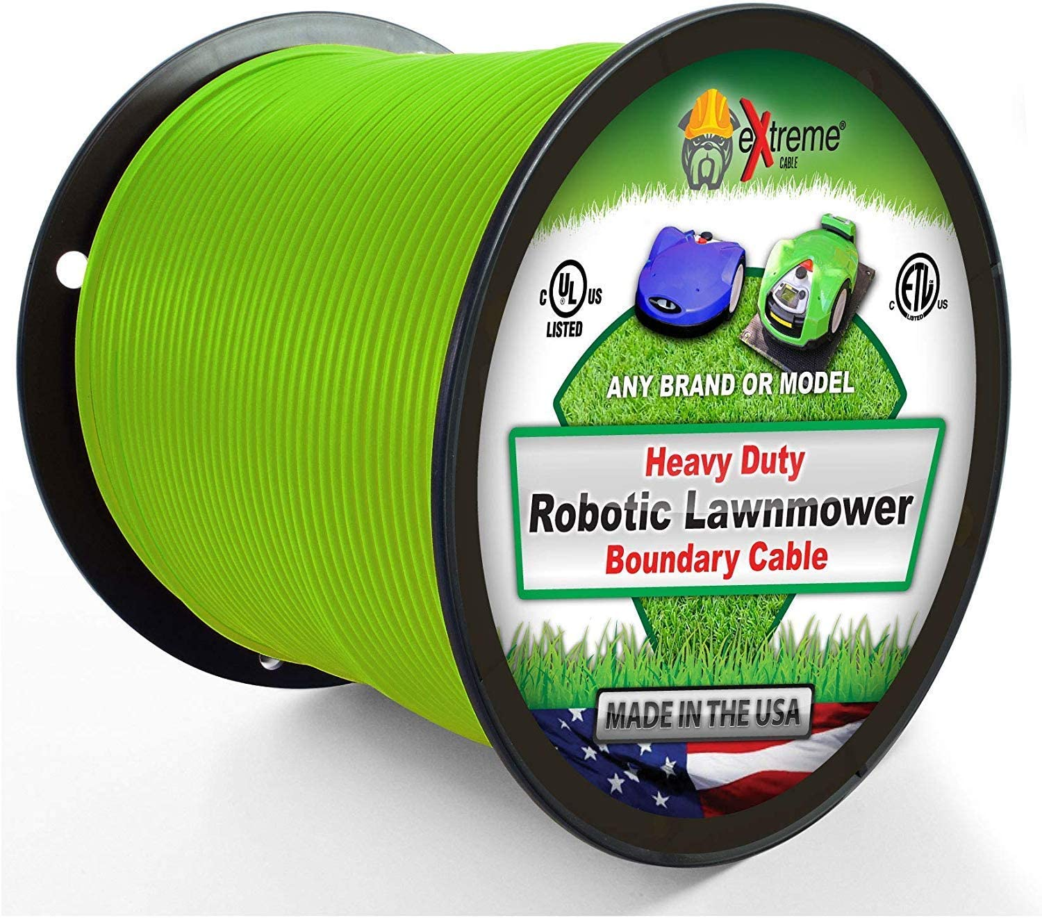 Extreme Dog Fence Wire Cash special price Robotic Year-end annual account Boundary Gauge 14 Lawnmower