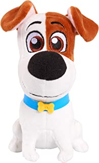 The Secret Life of Pets 2 - Max, The Terrier Mix - Stuffed Toy 8 inch …