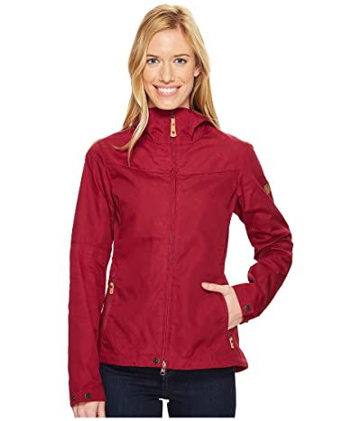 Fjallraven Stina Jacket (Plum) Women