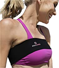 Breast Band, No-Bounce, Adjustable Sports Bra Strap, Running, Breast Implants Band, Post Surgery