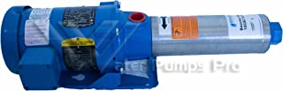1-1/2 HP Multi-Stage Booster Pump, 1 Phase, 115-230 Voltage, Outlet 1 FNPT