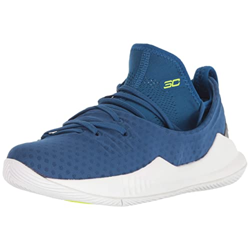 e9682662c376 Under Armour Kids  Pre School Curry 5 Basketball Shoe
