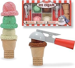 Melissa & Doug Ice Cream Cone Playset