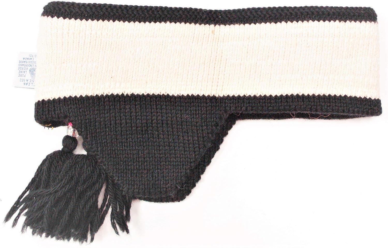 100% Wool Merkley Handmade Ski Warm Headband