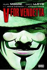 V for Vendetta (English Edition) Format Kindle