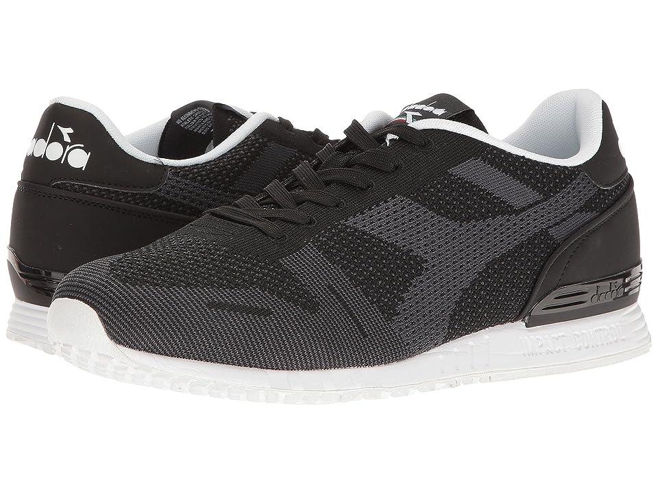 Diadora Titan Weave (Black) Athletic Shoes