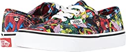 Vans X Marvel® Authentic (Little Kid/Big Kid)