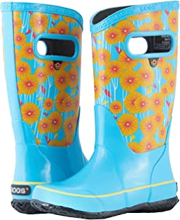 Bogs Kids - Rain Boot Aster (Toddler/Little Kid/Big Kid)