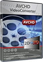 AVCHD Video Converter: Edit and Convert Files from over 50 Formats into any Video or Audio Format - Great Program for Vide...