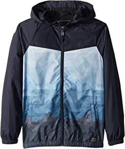 Traveler Windbreaker Jacket (Big Kids)