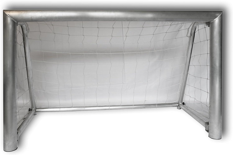 Schäper Mini – Fußballtor, Minitor, Garten-Tor, klappbar aus Aluminium, wetterfest wetterfest wetterfest B077VKV224  Wir haben von unseren Kunden Lob erhalten. 07b2d9