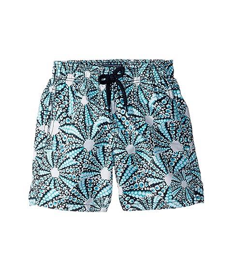 Vilebrequin Kids Oursinade Swim Shorts (Toddler/Little Kids/Big Kids)