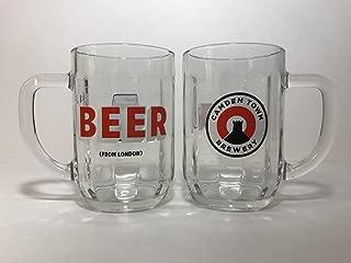 camden lager glasses