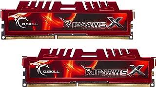 G.Skill F3-14900CL10D-16GBXL - Memoria RAM (DDR3, 1866 MHz, 16 GB, CL10, 2 x 8 GB)