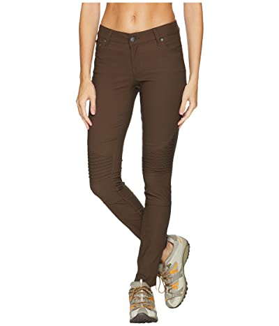 Prana Brenna Pants (Scorched Brown) Women