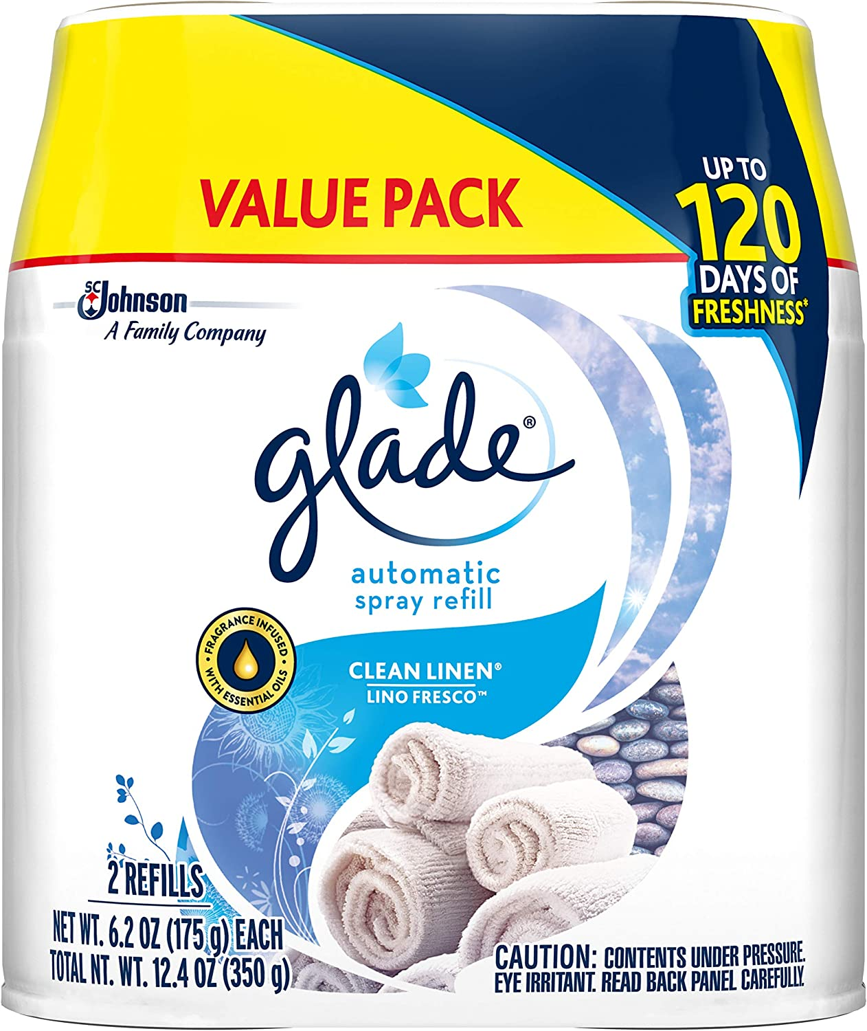 mart Glade Automatic Spray Refill Air and Freshener Now on sale Bathroo Home for