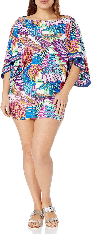 Trina Turk Women's Tunic Swim Cover-up