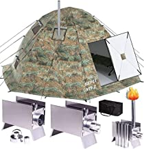 russian tent stove