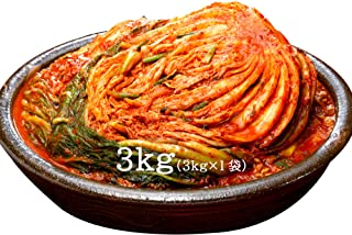 【三口一品MIKUCHI】 白菜キムチ3kg HAKUSAI KIMUCHI  クール便発送