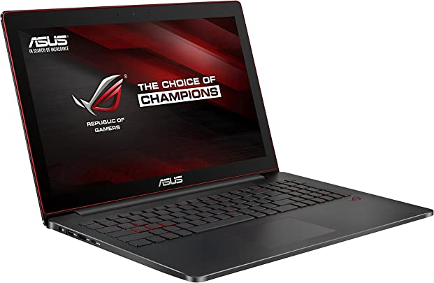 Asus ROG G501VW-FY124T 39 6cm  15 6 Zoll mattes Full-HD Display  Gaming Laptop  Intel Core i7-6700HQ  8GB Arbeitsspeicher  512GB SSD  Nvidia GTX 960M  Windows 10 Home