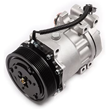 One New DENSO A//C Compressor and Clutch 4717010 for Dodge