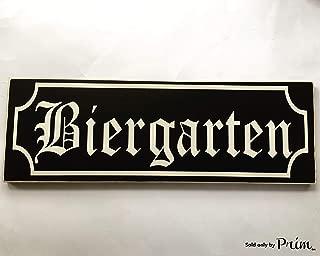 Best custom biergarten sign Reviews