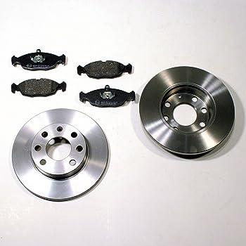 Bremsscheiben vorne /Ø295mm Bremsbel/äge Bremsbelagsatz Set vorne Vorderachse