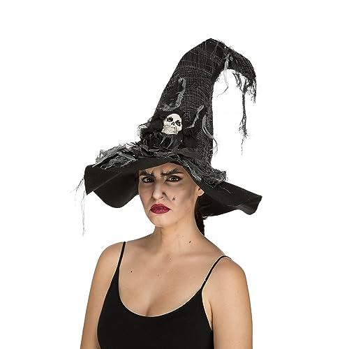 My Other Me Me-204618 Sombrero de bruja Talla única Viving Costumes 204618 f40df5d3ed4