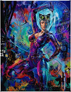 Blend Cota Catwoman 11″ x 14″ Gallery Wrapped Canvas