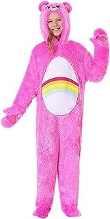 Child's Classic Care Bears Costume Kid's Cheer Bear Costume
