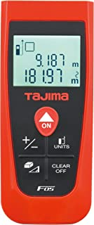 タジマ(Tajima) レーザー距離計 F05レッド PSC認定取得品 LKT-F05R