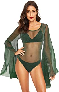 Best sparkly green bodysuit Reviews