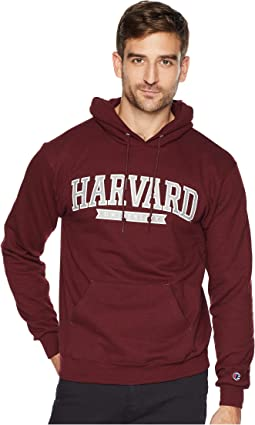 Harvard Crimson Powerblend® Fleece Hoodie
