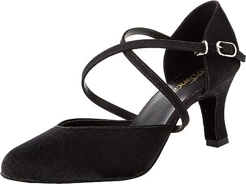 So Danca Bl156, Chaussures de Danses de société et Latines Femme