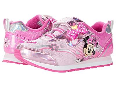 Josmo Kids Minnie Lighted Jogger (Toddler/Little Kid) (Pink) Girl