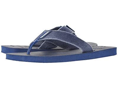 Havaianas Urban Basic Flip Flops (Navy Blue/Indigo Blue) Men