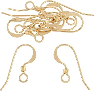 Best 14k gold fish hook earring wires Reviews