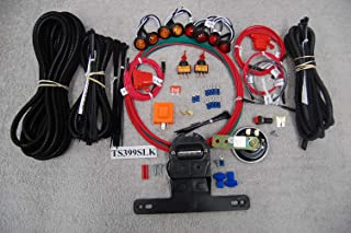 Polaris RZR Ranger General LED Turn Signal Kit w/HORN Street Legal Kit