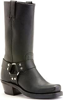 FRYE Women's Harness 12R Black 5 B US