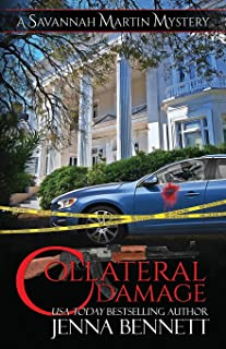 Collateral Damage: A Savannah Martin Novel