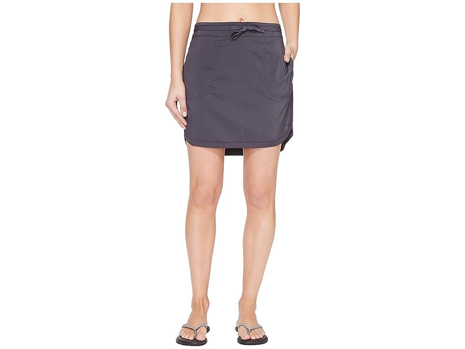 ExOfficio Sol Cool Skirt (Carbon) Women