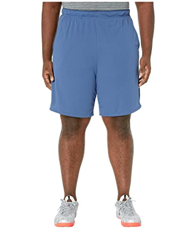 Nike Big Tall Dry Shorts 4.0 (Mystic Navy/Black) Men