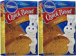 Pillsbury Pumpkin Quick Bread & Muffin Mix, 14 oz, 2 pk